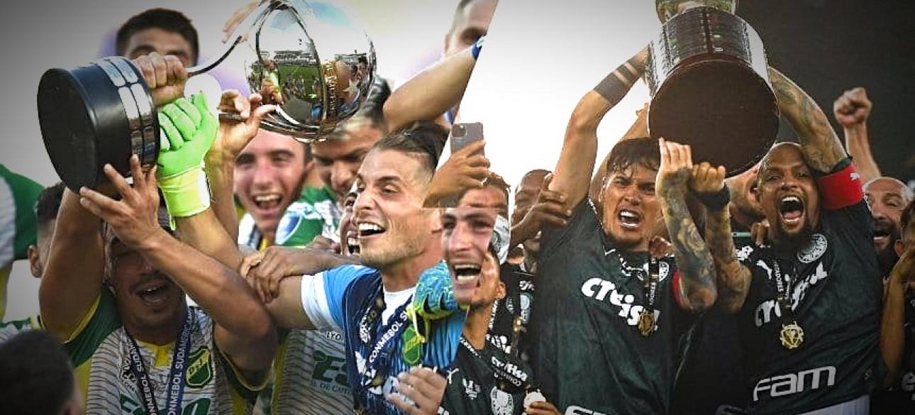 EN LA MIRA Recopa Sudamericana Defensa Y Justicia Vs
